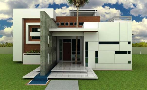 Modern House Design Architecture Modern Residential Architecture