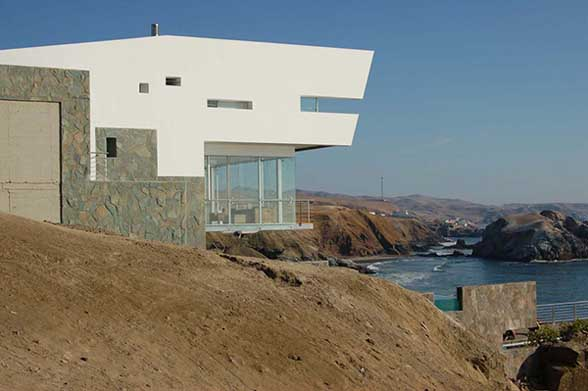 peru beach house design