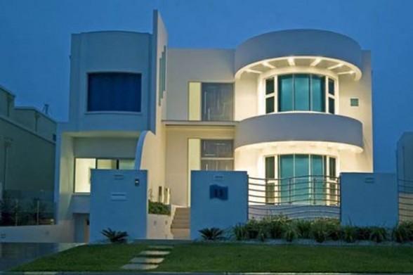 Modern House Design on Australia Gold Coast