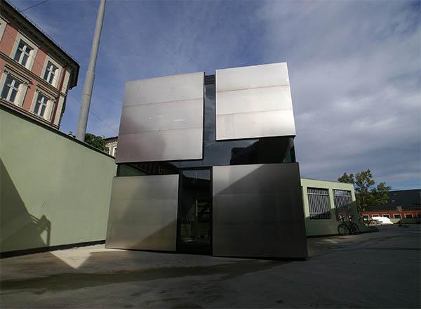 Boxhome Modern Prefab House architecture designs