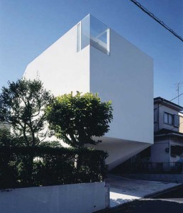 exterior @Dancing Living House by Junichi Sampei