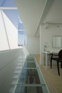 sink interior view @Dancing Living House by Junichi Sampei