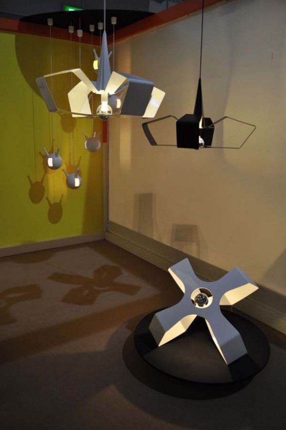 STAR Pendant Lamps by Rodrigo Vairinhos
