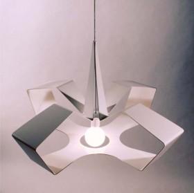 minimalist pendant lamps - star