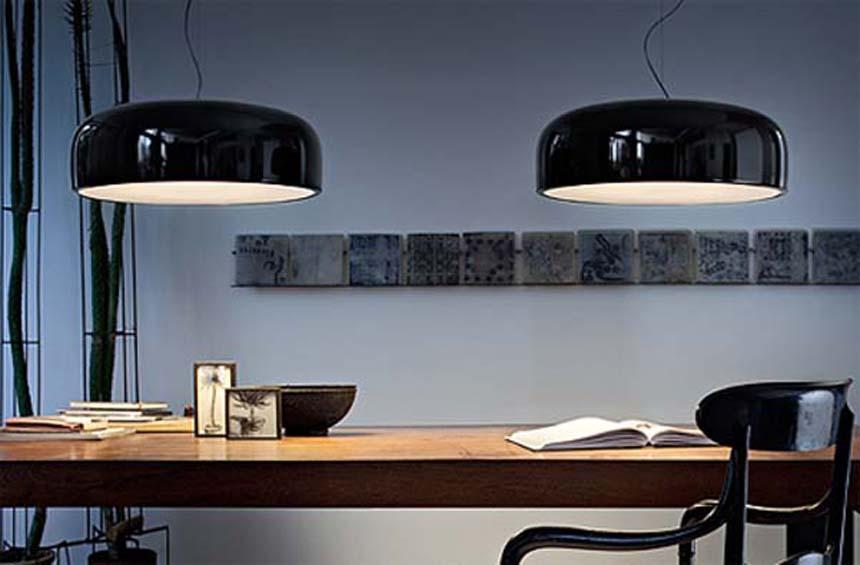 designer jasper morrison has designed the smithfield oversized ceiling lights for flos ceiling lights for home office