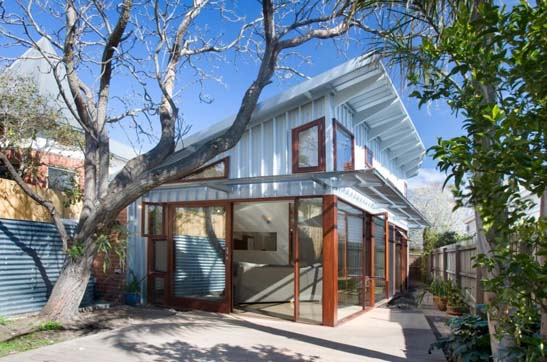 The Modern House Designed By Balance Associates Architects This Is Projects That Alter An Small Home To Make Room For A New Residence Description