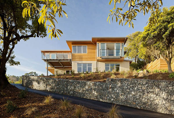 two story sustainable residence