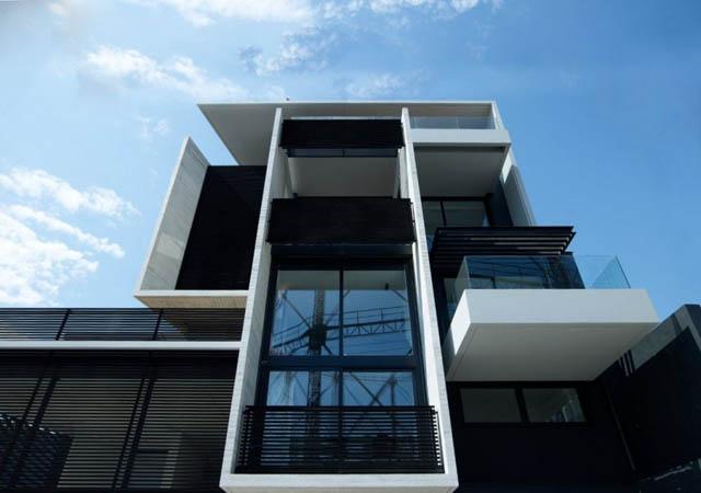 Urban Lofts architecture design