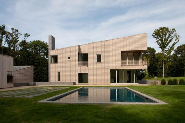 YN-13 House Morris Sato Studio