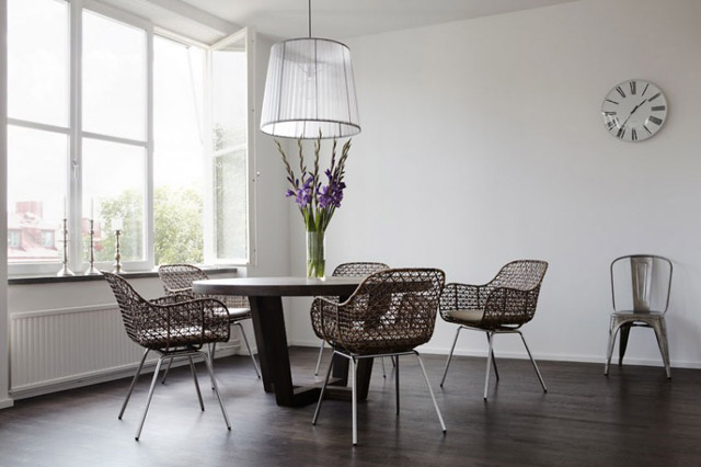dining room design apartment