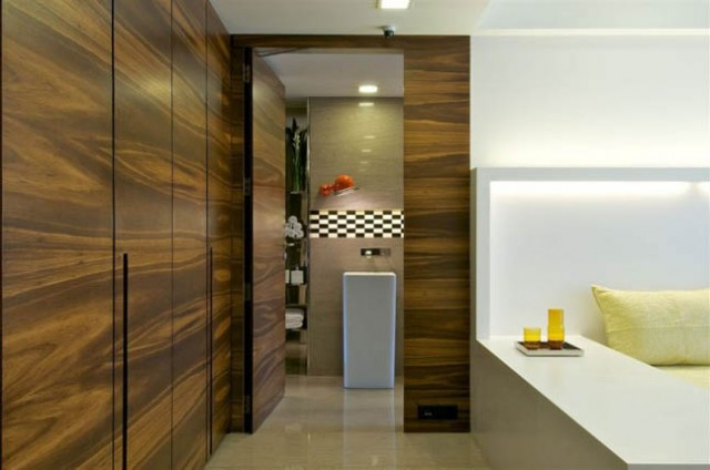 penthouse bathroom designs